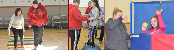 adaptive physical education at the harbor school